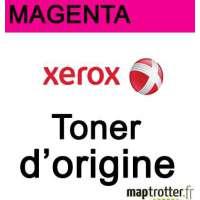 Xerox - 106R03519 - Toner - magenta - produit d'origine - 4 800 pages - Frais de port offert à partir de 500€ HT d'achat