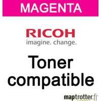 Ricoh - MPC400E/841552 - Toner compatible - magenta