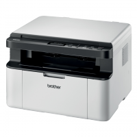 Brother - DCP-1610W - Imprimante multifonction (Impression - copie - scan) laser - noir et blanc - A4 - wifi - 20 ppm - Garantie