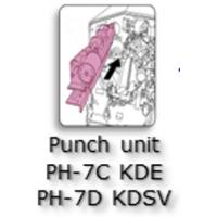 Kyocera - PH-7C - 1203NK3NL0 - Module de perforation pour DF-790(C) & DF-770(D) (2/4 trous)