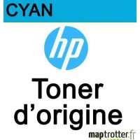 HP - W2001A - HP 658A Cyan LaserJet Toner Cartridge