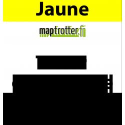 TK-5240Y - Toner Maptrotter pour Kyocera - encre ISO/IEC 19752 - jaune - 4 000 pages - fabriqué en Allemagne - Référence : RE190