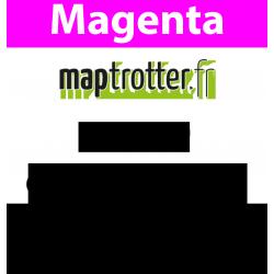 Q5953A - 642A - Toner Maptrotter pour HP - encre ISO/IEC 19752 - magenta - 10 000 pages - fabriqué en Allemagne - Référence : RE