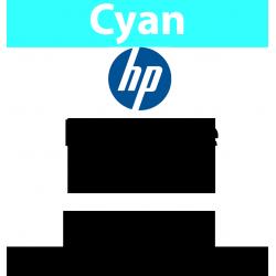 HP - 31 - 1VU26AE - Bouteille d'encre cyan - produit d'origine