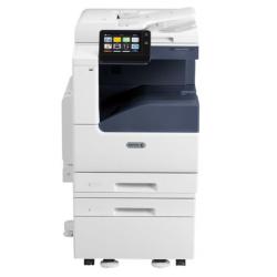 Xerox - VersaLink C7020V/DN avec meuble à roulettes - Multifonction, Impression, copie, scan, fax en option, laser, couleur, A3,