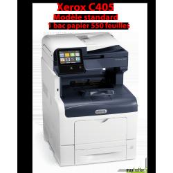 Xerox - VersaLink C405V/DN - Multifonction, impression, copie, scan, fax, Couleur, A4, recto verso en impression, copie, scan, r