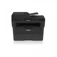 Brother - DCP-L2550DN - Multifonctions (Impression - copie - scan) laser - noir et blanc - A4 - chargeur de document ADF -  recto verso uniquement en impression - wifi - 34 ppm