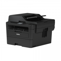Brother - MFC-L2730DW - Multifonctions (Impression - copie - scan - fax) laser - noir et blanc - A4 - chargeur ADF - recto verso - wifi - 34 ppm