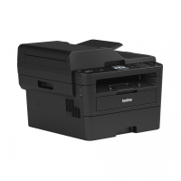 Brother - MFC-L2750DW - Multifonctions (Impression - copie - scan - fax) laser - noir et blanc - A4 - chargeur DSPF (recto verso 1 passage) - 34 ppm - recto verso - wifi